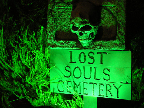 Lost Souls Cemetery | by Walker Dukes