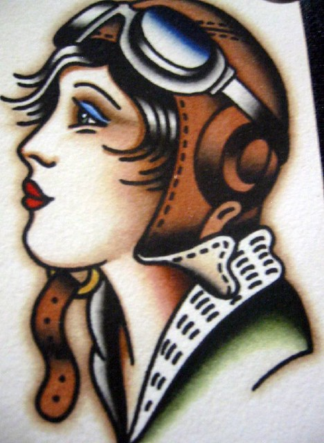 Vintage Tattoo Flash Art 18 | Bonnie Burton | Flickr