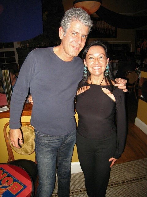 Anthony Bourdain The Hunger Tour October