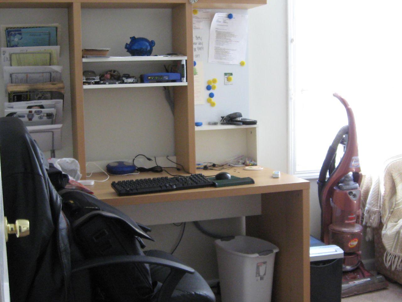 Joshua's Desk