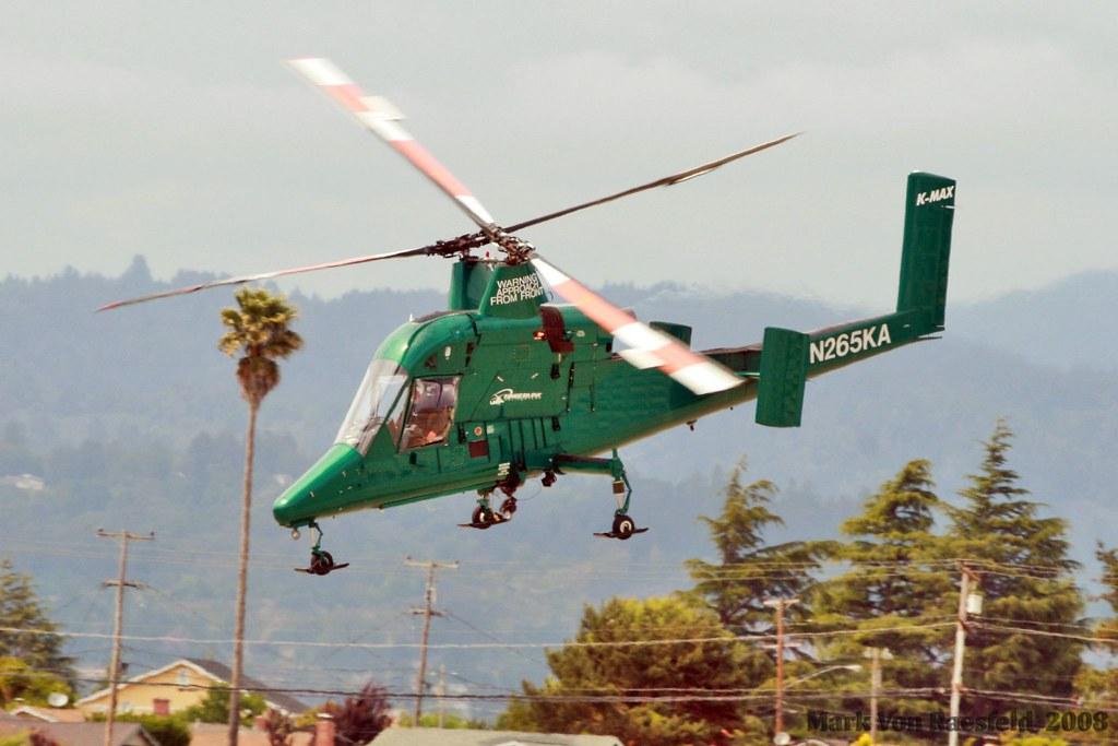 Elicottero Kaman K Max : Kaman k max the light lift multi purpose