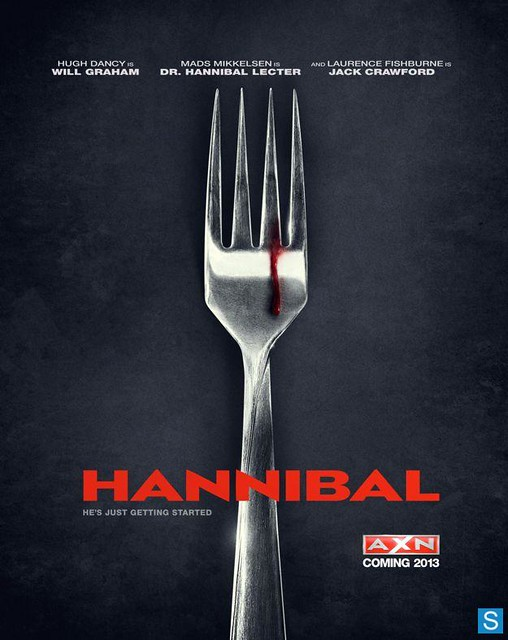 Hannibal - TV Series - Poster 1