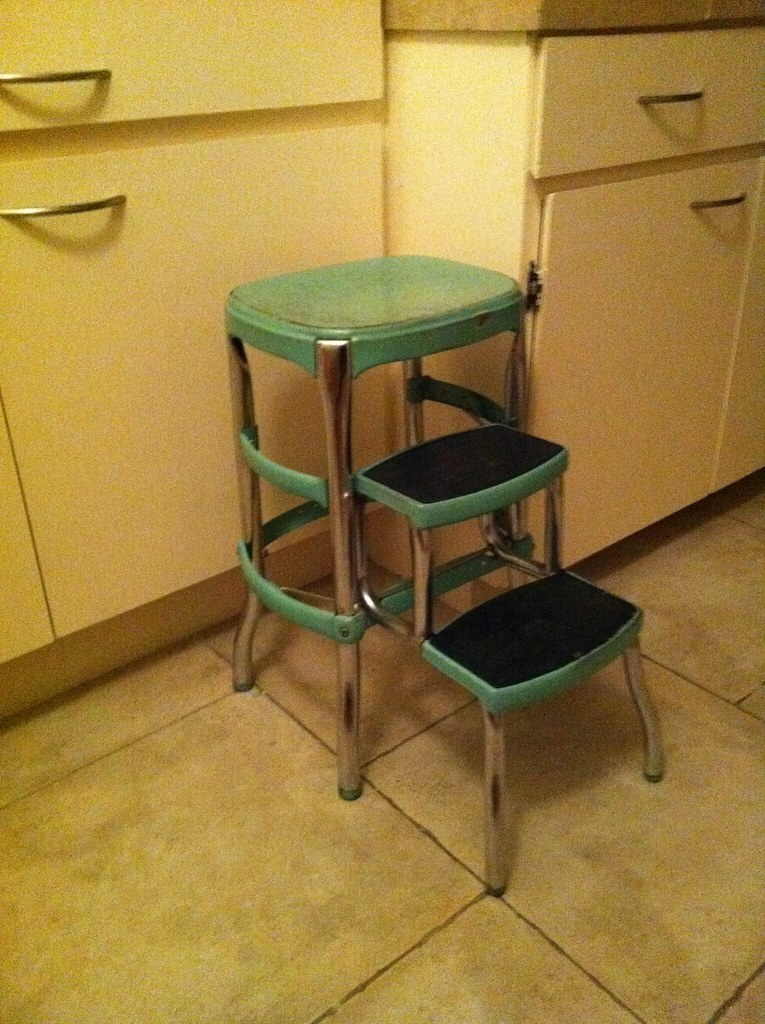 Vintage Cosco Step Stool Been Looking For One Of These
