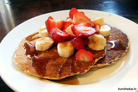 Oatmeal Pancakes | by buncheduptv