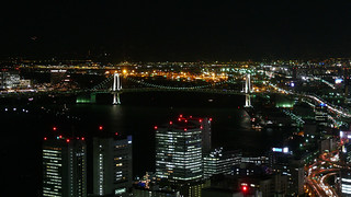 Rainbow Bridge & Tokyo Nightscape | by Not Quite a Photographr
