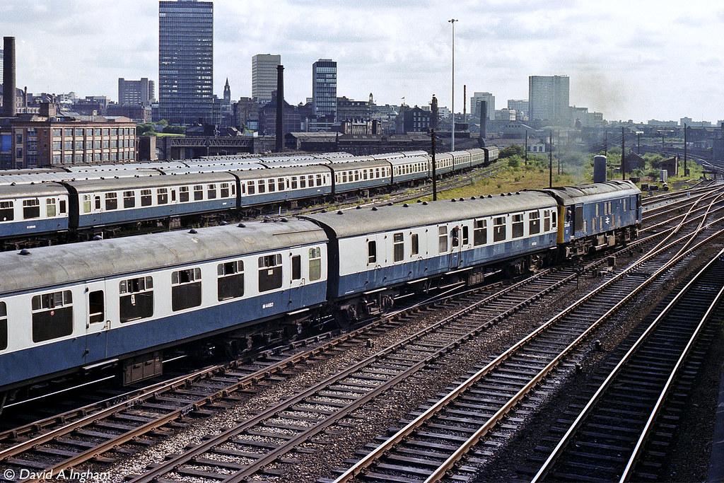 British Railways 25039 British Railways Type 2 Bo Bo