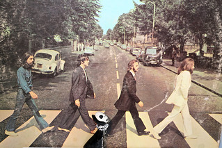 Skelly takes a walk on Abbey Road | by fondofsnape