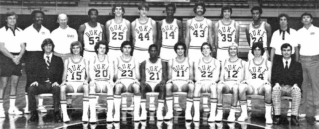 1975 1976 Mens Basketball Team Trying To Locate This