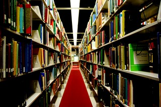 Libraries are Creepy | by Paul Lowry