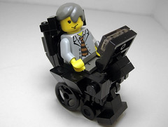 Stephen Hawking | by countblockula