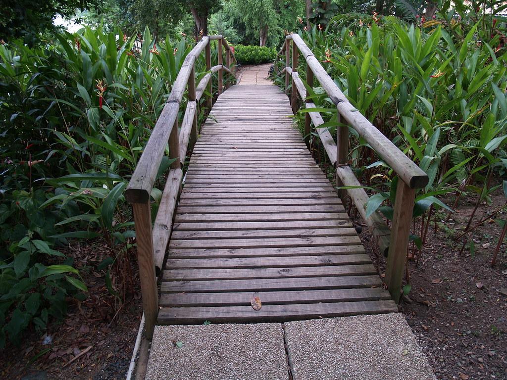 Puente chiquito en el jard n bot nico y cultural de caguas flickr - Jardines puente cultural ...