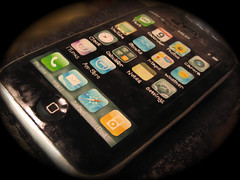 iphone3g cake | by debbiedoescakes