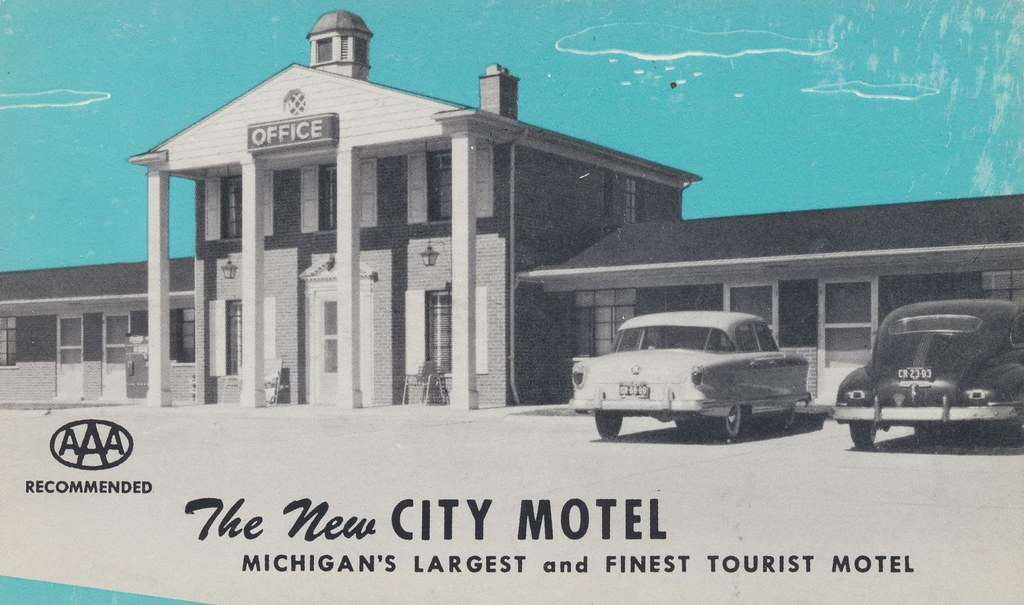 City Motel - Detroit, Michigan