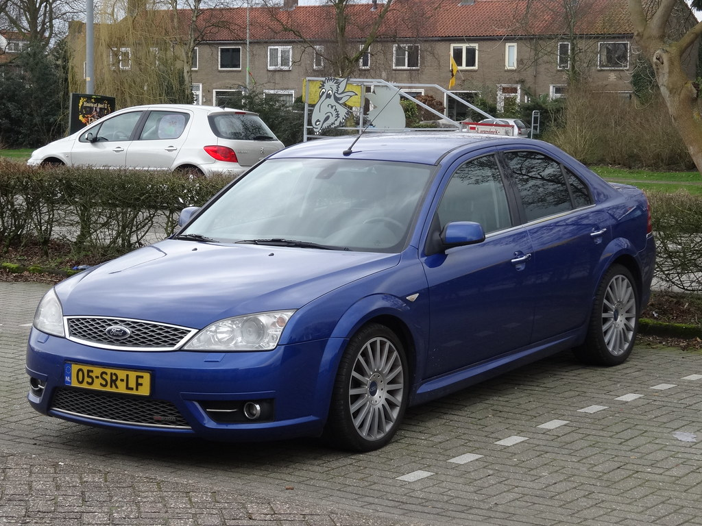 2006 ford mondeo st220 the st220 was the sporty version of flickr. Black Bedroom Furniture Sets. Home Design Ideas