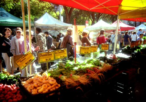 Union Square Greenmarket | by Barbara L. Hanson