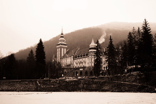 The Palace Hotel of Lilafüred | by marikp1018-analogue