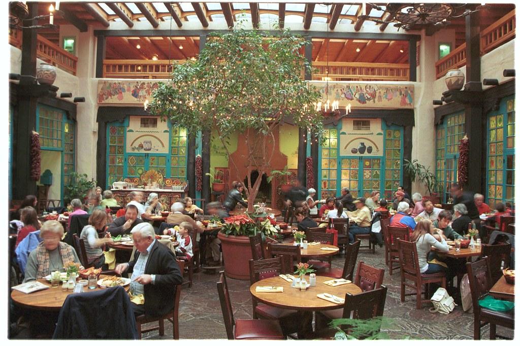 La Fonda Restaurant New Mexico