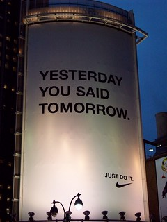 just do it. | by the_musical