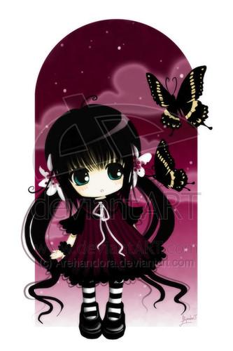 Chibi Goth Cute Isabela De Vera Flickr