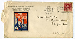 1921 Warren & Knight letter | by Dystopos