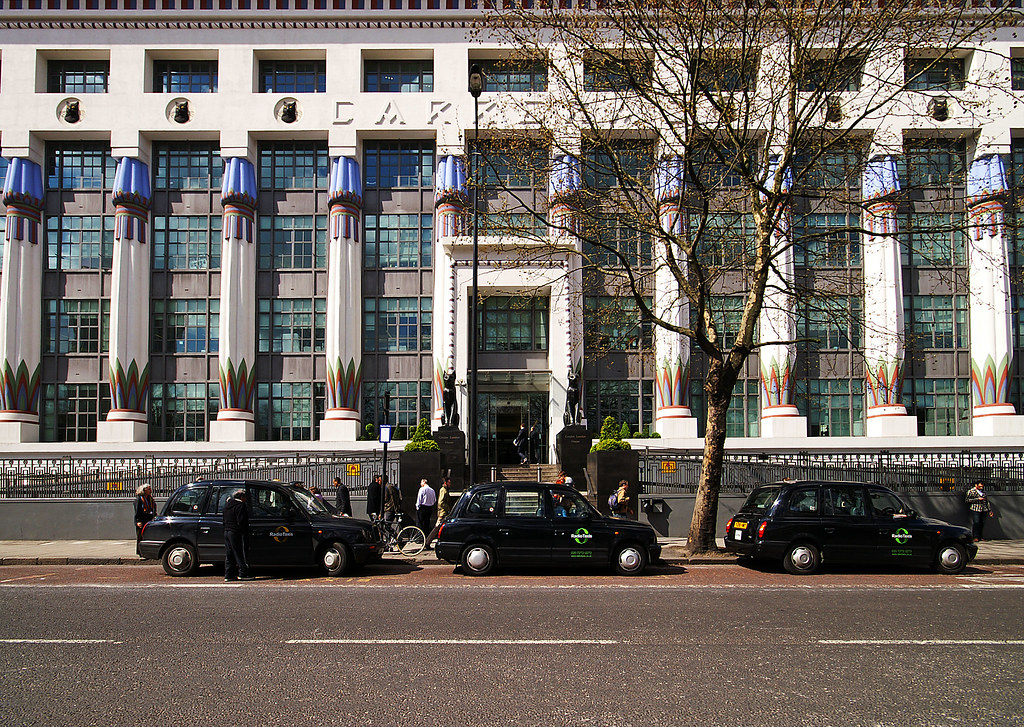 Greater London House Carreras Building Mornington Cr