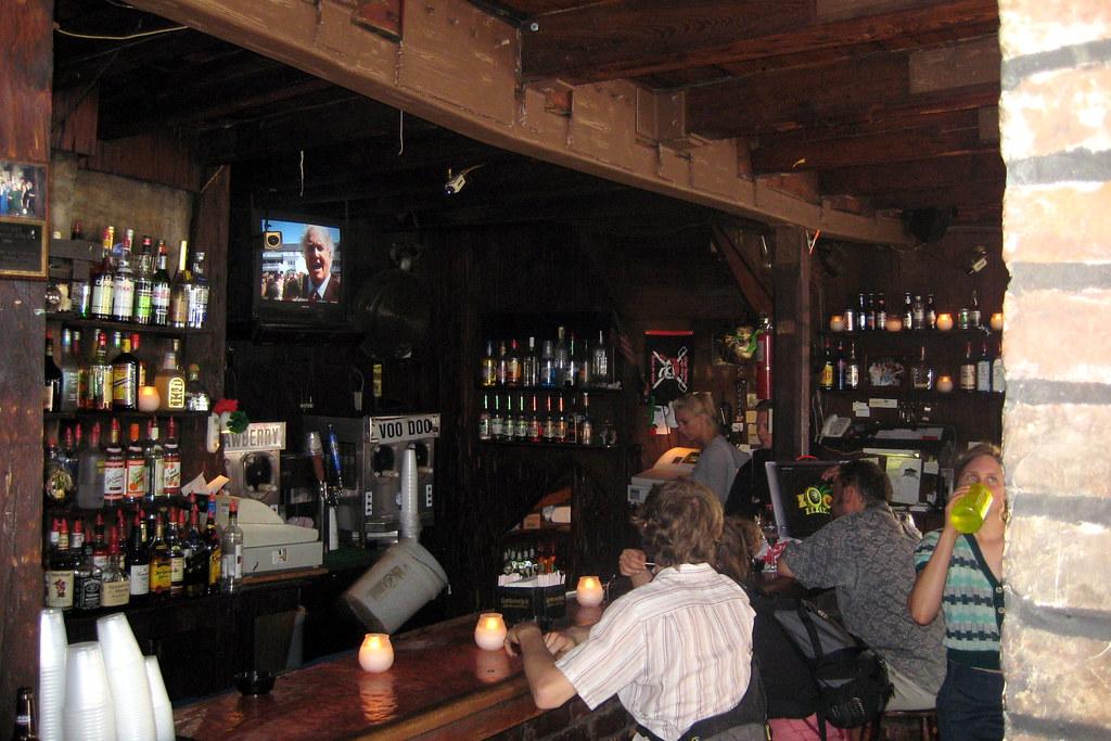 New Orleans French Quarter Lafitte S Blacksmith Shop Ba