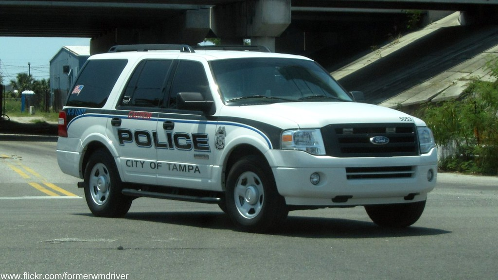 New Ford Excursion >> Tampa Police - Ford Expedition K-9 | If you want to use ...
