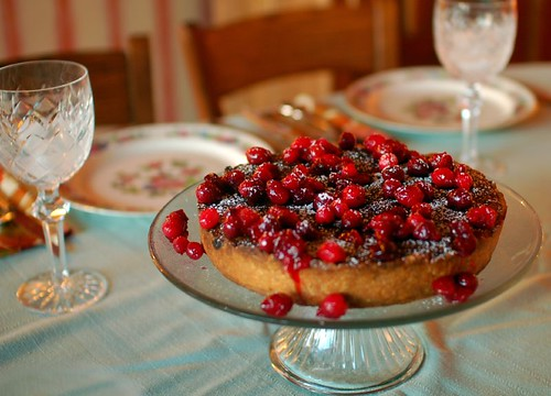 Cranberry, Almond, and Cinnamon Tart | Cranberry, Almond, an ...
