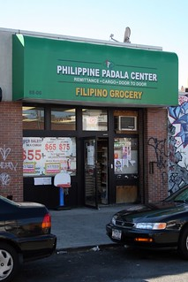 Philippine Padala Center, Jamaica, Queens | by Eating In Translation