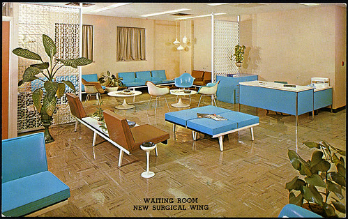 Hospital Waiting Room | by Roadsidepictures