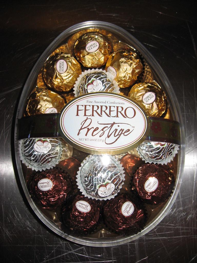Ferrero Assorted Chocolates Ferrero Rocher Ferrero Gar