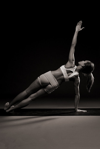 Side Plank (Vasisthasana) | by The Yoga Instructor