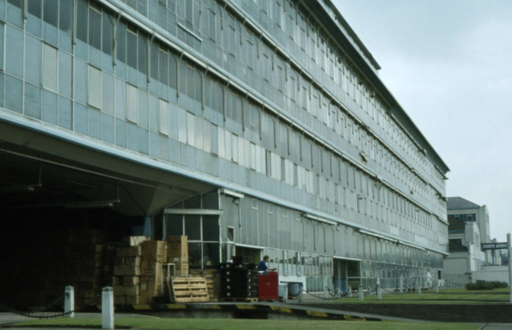 boots factory  nottingham