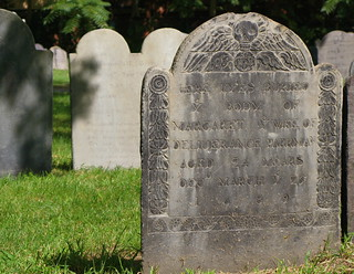 Grave of Margaret Parrman | by Keturah Stickann