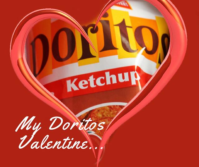 Happy Valentine's Day From Doritos