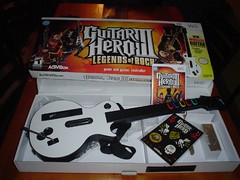 "[Wii] Guitar Hero III ""Legends of Rock"" 