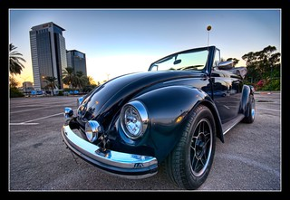 1972 VW Volkswagen bug cabriolet I | by snoopy022