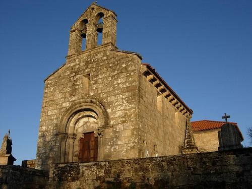 Iglesia de Santo Tomé de Maside Vello  José Antonio Gil ...