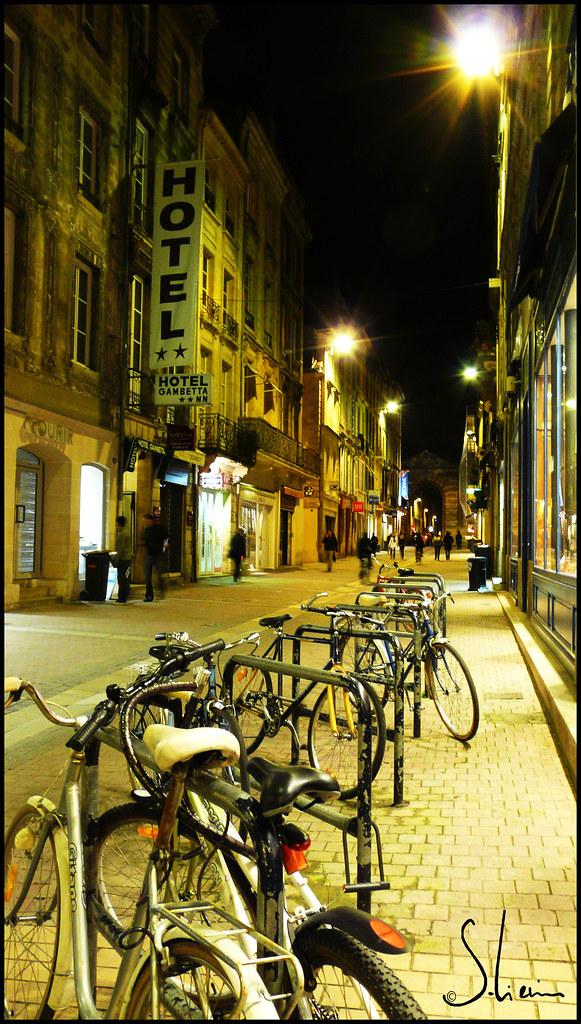 Rue Porte Dijeaux Bordeaux Ls Flickr