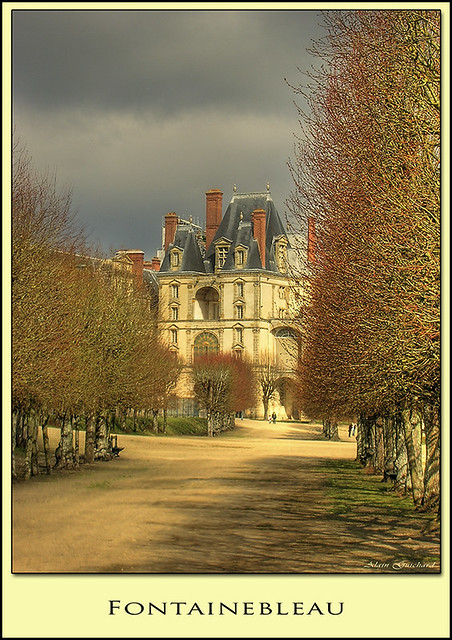 le ch teau de fontainebleau mes premi res photos en hdr av flickr. Black Bedroom Furniture Sets. Home Design Ideas