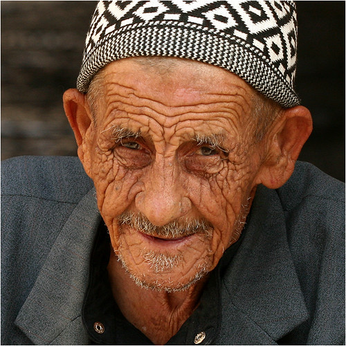 Old Arab man | from the old pictures | Vladimir Gitin | Flickr