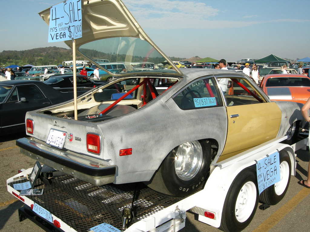 Dscn0587 Chevy Vega Tubbed With Roll Cage Antique Hotro Flickr