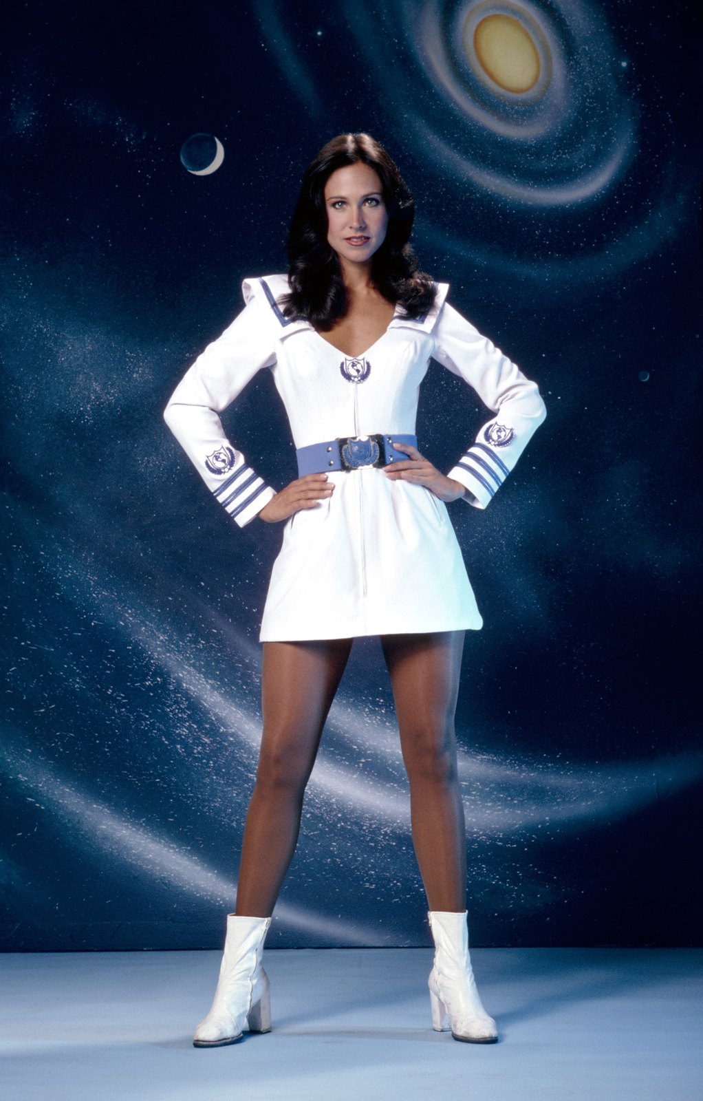 Erin Gray as Colonel Wilma Deering in Buck Rogers in the 25th Century Series 2