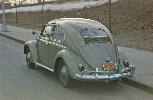 1957 Volkswagen Beetle (ut) | Uncle Tony bought this 1957 VW… | Flickr