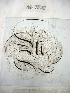 1800s Lettering Sketchbook, image 14 | by TypeOff