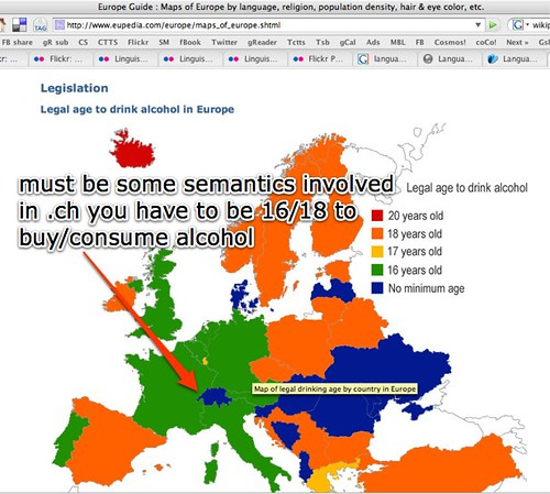 Europe Guide Maps of Europe by language religion popul Flickr