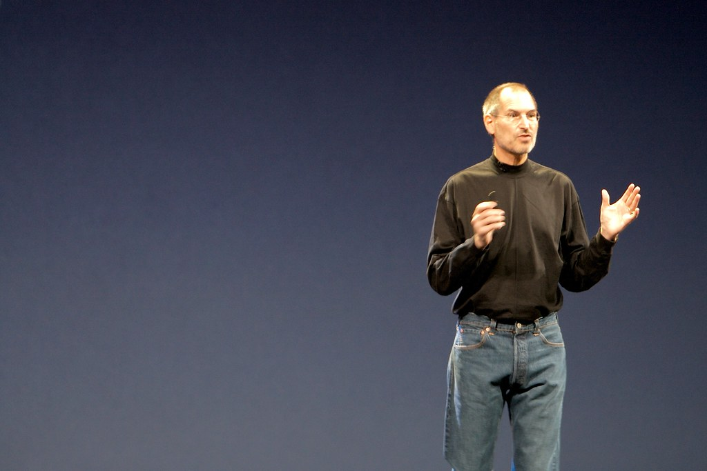 Get Free Credit Report >> More Steve Jobs action... | Every year, a great clump of ...