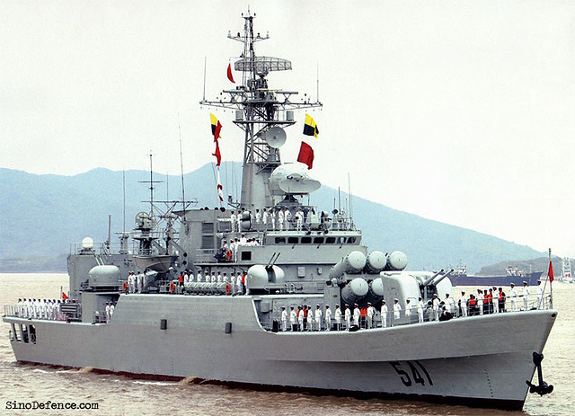 The Type 053H2G Jiangw...N Class