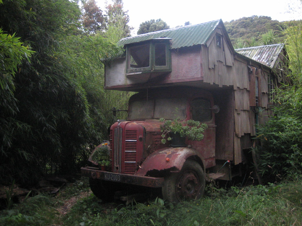 House Truck At The Tui Community Fishermansdaughter Flickr