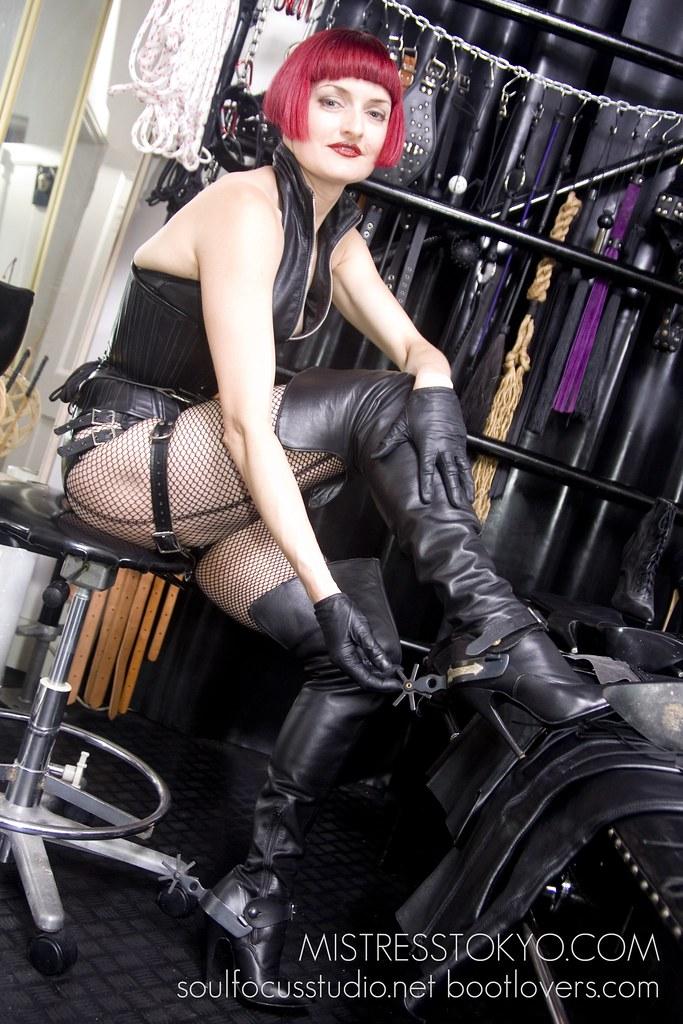 A message from mistress vyxen to all potential slaves - 1 part 7